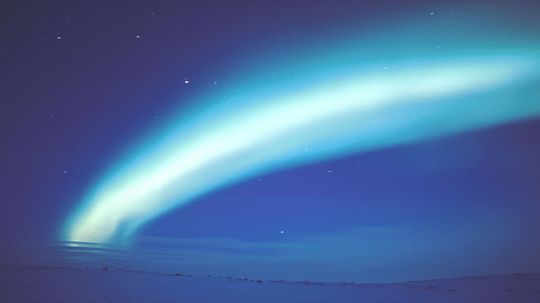 Earth's Magnetic North Pole Has Rapidly Shifted in the Past 40 Years