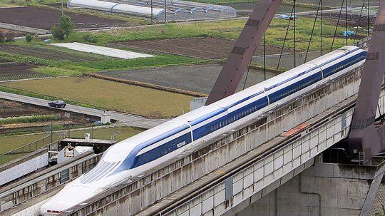 """磁悬浮列车是如何运行的""""border="""