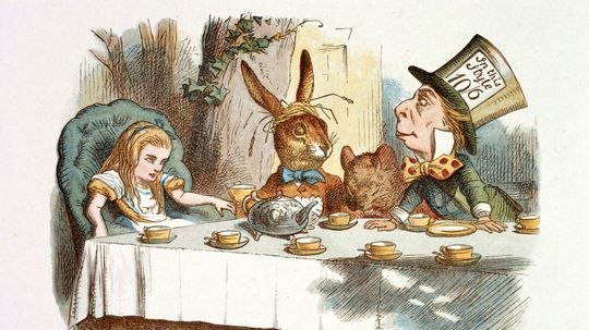 Why Was the Mad Hatter Mad?