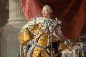 Some experts believe that King George III suffered from porphyria rather than mental illness.