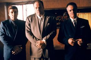 The Mafia means business.