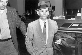 """There was more to Meyer Lanksy than what you might've seen on """"Boardwalk Empire."""" The mobster played a large role in turning Las Vegas into a Mafia-run gambling destination."""
