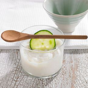 You can make your own face masks from common household food items like cucumbers. See more getting beautiful skin pictures.
