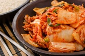 Kimchi has been a staple at the dinner table in Korea for a very long time, and now it's gaining worldwide popularity.