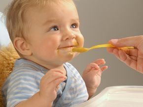 Now that your baby is ready for solid food, what should you do?