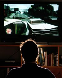 """Video gamers enjoy the challenge of playing in an alternate world like that of the """"Grand Theft Auto"""" series."""