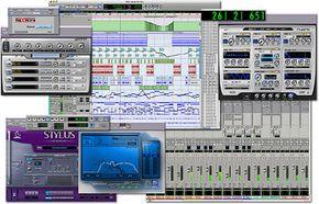 MIDI software programs help turn computers into recording studios.