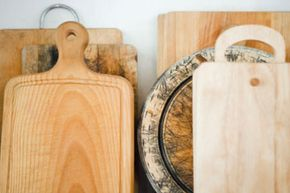 Your cutting board comes in contact with raw meat, dough and fresh produce on an almost daily basis.