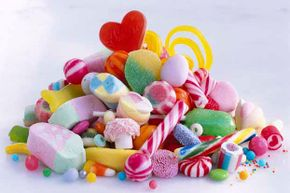 Can candy really make kids hyper?