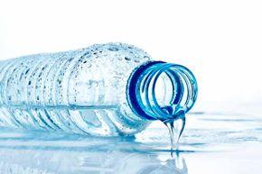 Is bottled water the freshest, safest drink around?