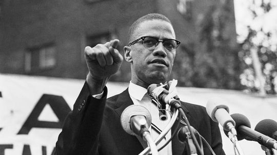 'By Any Means Necessary': The Life of Malcolm X