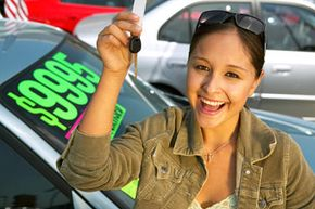The keys are in your hand and the car is yours. But your work's not done -- you still have to manage that car loan.