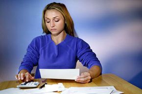 Creating a budget can help you manage your student loans.