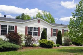 Manufactured housing is a good way for Americans to afford their own homes. See more real estate pictures.