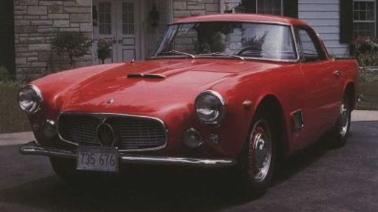 Maserati Sports Cars