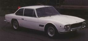 The Maserati Mexico's vignale styling is neat if a tad bland for a Latin exotic.