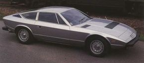 """The distinctively styled Khamsin was the first Bertone-bodied Maserati. Today it's considered by some as one of the better values among Seventies supercars and a definite """"comer"""" among collectible automobiles."""