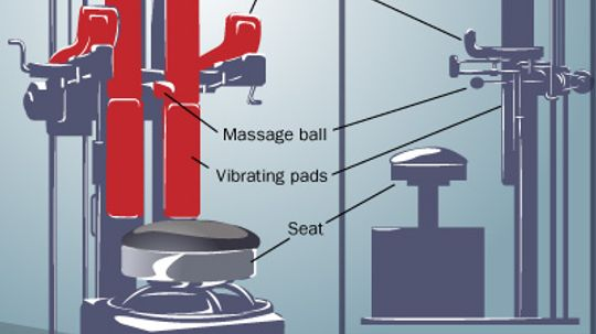 How Massage Chairs Work