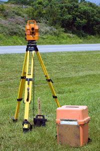 Instruments like these allow surveyors, geologists and cartographers to take accurate measurements in the field.