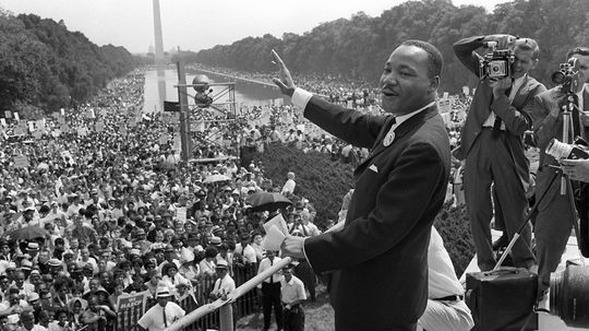 In Honor of Martin Luther King Jr.