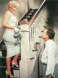 The Seven Year Itch is pure delight, and one of the best American film comedies of the 1950s.
