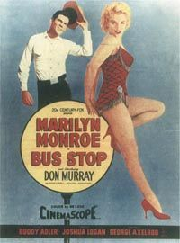 For the first Marilyn Monroe Production, Milton Greene selected William Inge's popular play, Bus Stop. Marilyn's costar was Don Murray.