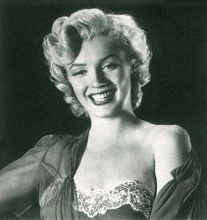 Marilyn was the first -- perhaps only -- actress to match the impact of Jean Harlow.