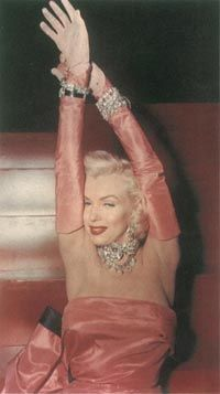 The show-stopping 'Diamonds Are a Girl's Best Friend' number is the dazzling highlight of 'Gentlemen Prefer Blondes.'