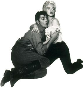 Though Marilyn was pleased to have been teamed with the formidable Mitchum, she remained unimpressed with the quality of the completed film.