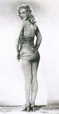 Thrust once again into the grind of publicity photos, Marilyn remained hopeful about her prospects with a new studio.