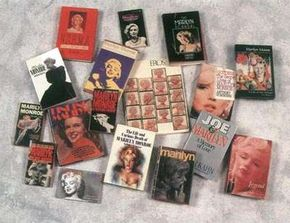 The best of the Marilyn books offer fresh insights                              about her. Some of the others are brazenly exploitative.