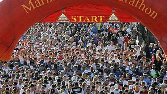 How the Marine Corps Marathon Works