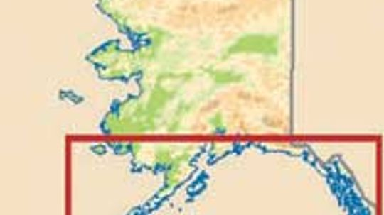 Alaska Scenic Drive: Marine Highway