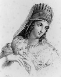 The marriage prospects of Queen Dido of Carthage were determined by politics.