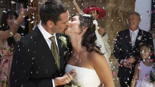 Are married couples genetically similar?