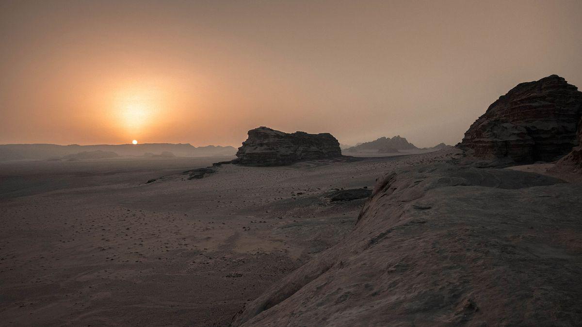 NASAはあなたを望んでいます!火星のために人類を準備するのを助けるために