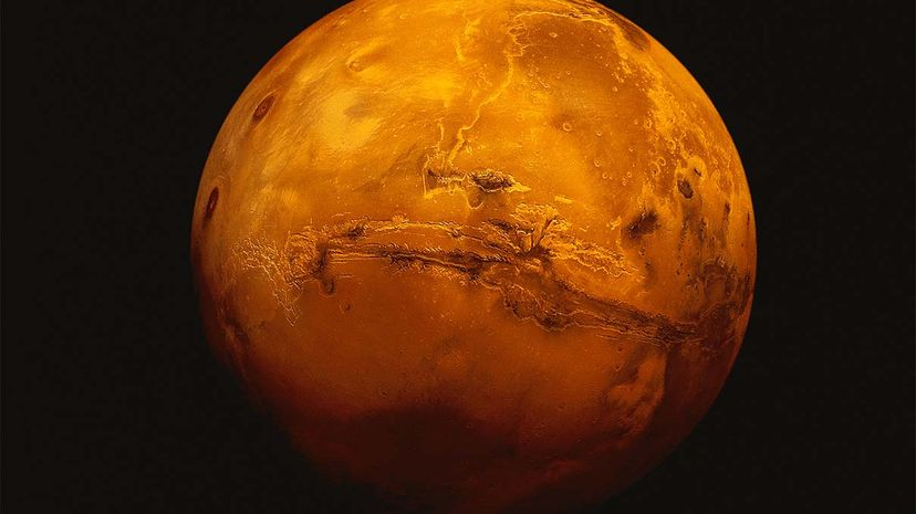 mars, Red Planet