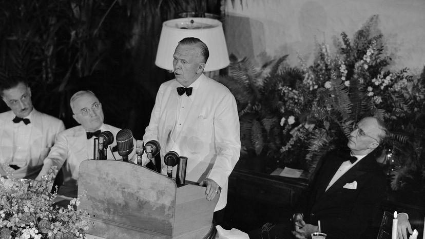 George C. Marshall, Harry Truman