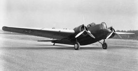 When the Martin B-10 bomber prototype flew in 1932, its speed of 197 miles per hour was 100 mph faster than any fighter of the day; U.S. Army Air Corps observers were stunned. Subsequent development brought the B-10 a single-unit cockpit to replace a divided one.