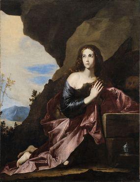 Mary Magdalene in the Desert