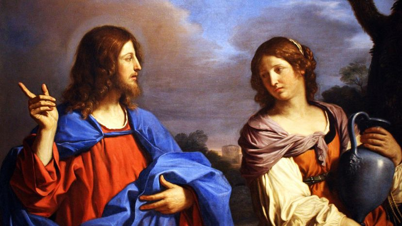 Mary Magdalene, Jesus