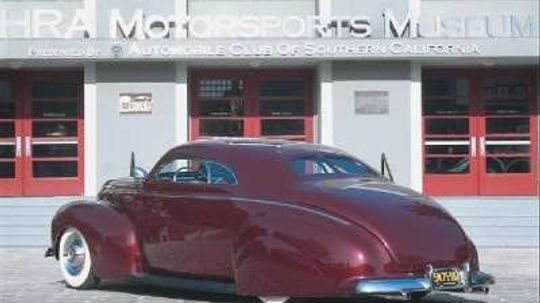 Matranga Mercury: Profile of a Custom Car