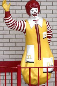 Ronald McDonald was popular with kids as soon as he was introduced in the '60s and he's been instilling brand loyalty ever since.