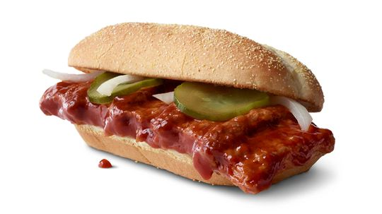The McRib Is Turning 40 (and Y'all Are Still Eating It)