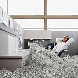 Corporate Life Image Gallery Measuring cash flow is never this easy. See more corporate life pictures.
