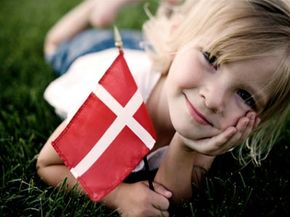 Denmark ranks as one of the happiest countries in the world. See more emotion pictures.