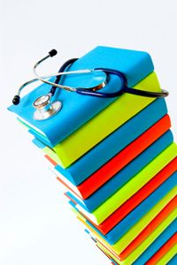 If you want to be chosen to get into medical school, you'll have quite a stack of work to get done.