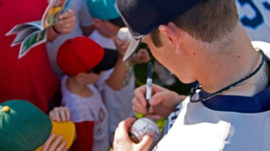 How can I meet my favorite baseball team?