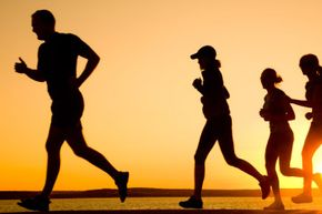 Try exercising in the evening to avoid hot, peak hours.