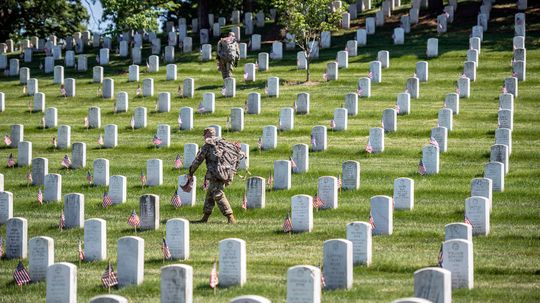 Memorial Day in the U.S. Means Way More Than Barbecue